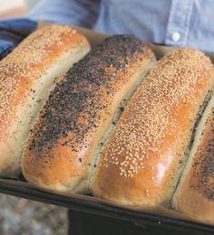 Formfranska - Ankarsrum Sweden Baking Sheet, Baking Pans, Bread Baking, Oven Racks, Dry Yeast, Freshly Baked, Hot Dog Buns, Bagel, Sweden