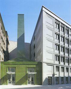 Hans Kollhoff, Berlin