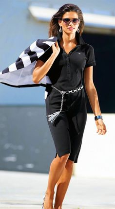 Madeleine Polo Dress