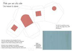 birdhouse printable