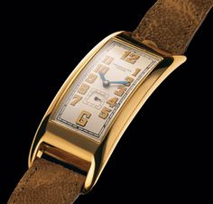 Movado 1912 - Introduction of the Polyplan. Its revolutionary, patented movement… Old Watches, Watches For Men, Movado Watches, Wrist Watches, Art Deco Watch, Natural Contour, Design Movements, Cool Stuff, Stuff To Buy