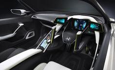 Honda EV Ster tableau bord