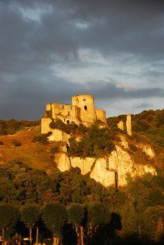 Chateau Gaillard, Les Andelys ~ Normandy