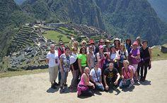 Machu Picchu Näras resa till Peru