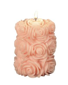 Decorative Candle...need some of these in white