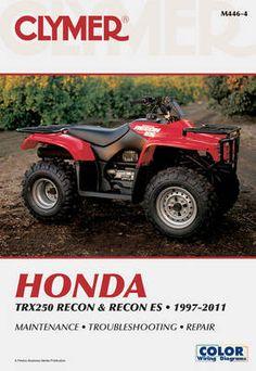 Honda Recon 250 1997-2017 Moose Rear Receiver Hitch 2009 2010 2011 2012 2013