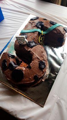 Scooby doo birthday cake!