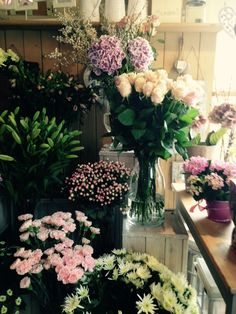 Our store in Moulsham Street Chelmsford is looking and smelling great, in the run up to Mothers Day