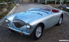 1954 Austin-Healey 100 Roadster