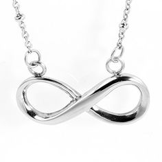 Women's Stainless Steel Pendant Necklace Silver Infinity ... http://www.amazon.com/dp/B01E00JWVI/ref=cm_sw_r_pi_dp_.ooixb0ZRB2WR