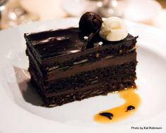 The beautiful amaretto cake aboard the Carnival Elation.  Dining aboard the Carnival Elation on Tie Dye Travels with Kat Robinson: http://www.tiedyetravels.com/2013/11/carnival-elation-dining.html #carnivalelation
