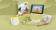 Activité manuelle et éducative pour enfants de 3 à 12 ans. Kits créatifs livrés à domicile. Apprendre, découvrir, comprendre et explorer par soi-même en s'amusant