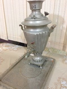 Old Iranian varsaw Samovar set in a very good condition
