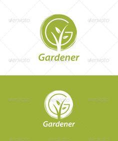 Gardener — Photoshop PSD #landscape #garden • Available here → https://graphicriver.net/item/gardener/4024081?ref=pxcr
