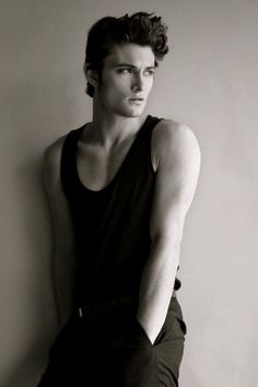 Shiloh Fernandez such an amazing photo of him.  He's beautiful.