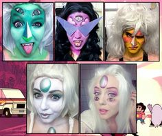 Steven Universe cosplay❤️ most cosplays of Steven universe look really messy but I don't blame them cuz you gotta make your whole body look 1 color but this looks really nice and clean