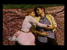 Violetta 3 - Momento Leon y Violetta - Capítulo 2 Awwwww, they are the cutest! :D