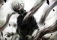 Anime Tokyo Ghoul Ken Kaneki Wallpaper