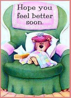 Hope you feel better soon friend greeting sick ill get well soon feel better soon well wishes Get Well Soon Messages, Get Well Soon Quotes, Get Well Wishes, Get Well Cards, Get Well Sayings, Feel Better Quotes, Feel Good Quotes, Best Quotes, Feel Better Gif