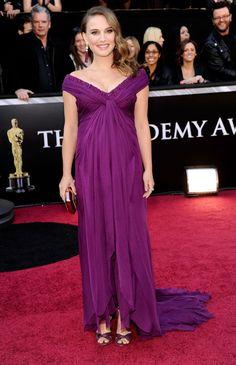 Natalie Portman in Rodarte #Oscars2011