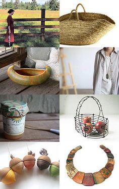 Early Autumn Afternoon by Nan and Dermot on Etsy--Pinned with TreasuryPin.com