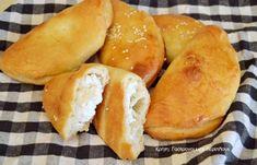 Sourdough Starter Discard Recipe, Cypriot Food, Cheese Pies, Dessert Recipes, Desserts, Greek Recipes, Hot Dog Buns, Dairy Free, Recipies