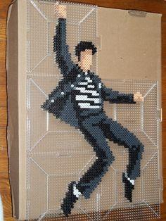 Elvis Presley perler beads by *The-Original-Kopii on deviantART