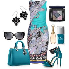 Dior II......., created by cristinacordeiro on Polyvore
