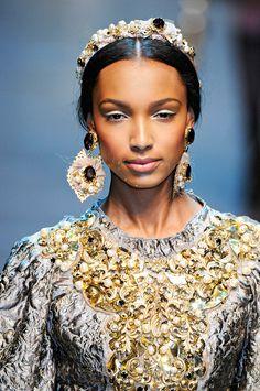 Dolce & Gabbana - Jasmine Tookes