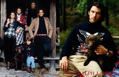 RO NEW YORK, Ralph Lauren, Advertising Campaign, Fall 2002