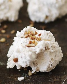 Classic Divinity Candy Recipe --- soooo good... there's a reason they call it DIVINITY! via Sweet Paul