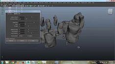 rockGen.mel - Creating Rocks and Stones Easily and Randomly in Maya http://www.mediafire.com/file/3qggy4g8wo330w4/rockGen.mel