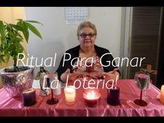 Hechizo para que TE TOQUE LA LOTERÍA - Ritual de Magia Blanca - YouTube