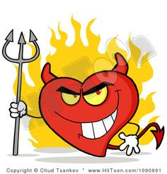 Devil Heart Character
