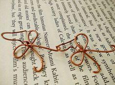 #pretty bows #earrings