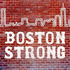 We love to see resilience and strength in the face of brutality. Heres to all the participants of the 2014 Boston Marathon!