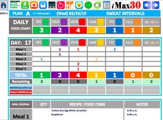 21 day fix excel tracker i love this amazing tracker i got off ebay to