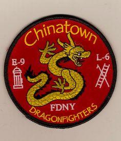 FDNY Dragonfighters  Engine 9, Ladder 6 Chinatown  http://www.nyfirestore.com