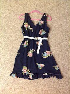 90s Dress Refashion