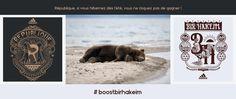 #boostbirhakeim - L'ours de République - Nicolas Leconte©