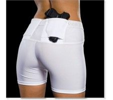 Concealment Compression Undershorts gun This website has tons of options for women