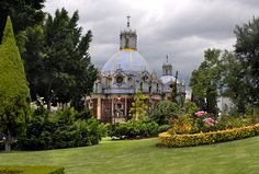 Iglesia México Cuauhtitlán, Colina de Tapeyac | Flickr: Intercambio de fotos