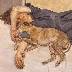 Lucian Freud, O cão