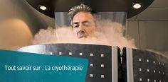 Tout savoir sur la Cryothérapie www.cryojetsystem-france.com #CryoSauna #Cryothérapie #StayYoung #StayFit #StayShape #StayHealthy #StayStrong