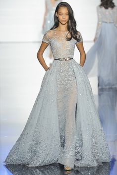 ZUHAIR MURAD SPRING / SUMMER COUTURE COLLECTION 205 #EZONEFASHION