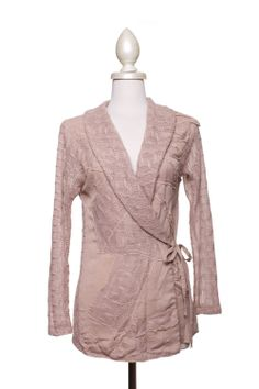 Dressing Your Truth - Type 2 Wrap Around Rose Sweater