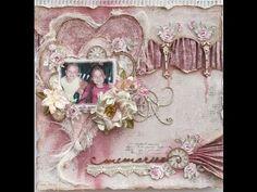 Memories by Gabrielle Pollacco (MMK58) | The Scrapbook Diaries