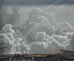 "Saatchi Online Artist Heike Negenborn; Painting, ""Dreamer"" #art"