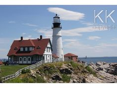 The Portland Head Light was such a great sight to see! Ironically it isn't in Portland it's actually in Cape Elizabeth!