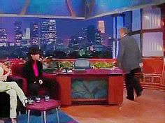 "Prince on ""The Tonight Show with Jay Leno,"" May 4, 2001."